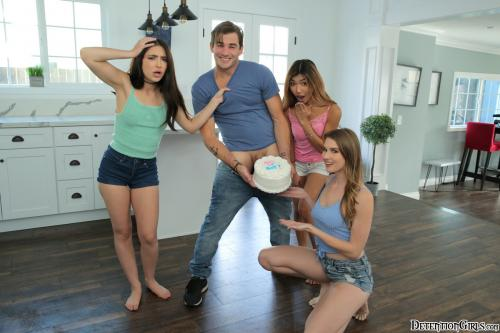 Ashley Lane and Clara Trinity and Jane Wilde long haired pussy best deep throat pornstar