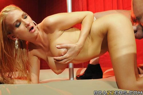 Blake Rose naked with high heels sexy ass fucked