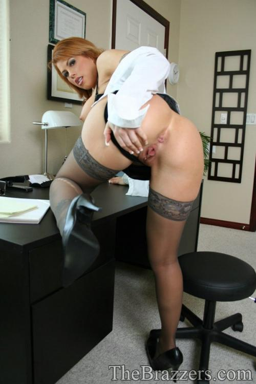Brooke Haven sweet office sex pictures hot milf sex pic