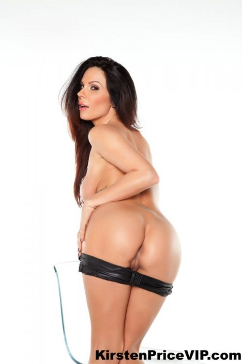 Kirsten Price sexy high heels sex ass fucked while peeing