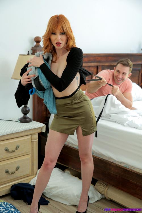 Lacy Lennon tips for anal masturbation sexy mom strips