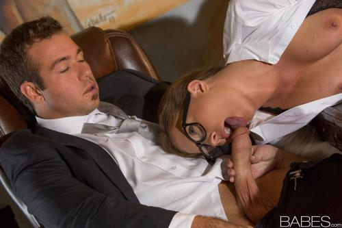 Maddy OReilly jill hennessy ass fucked blowjob unbloched