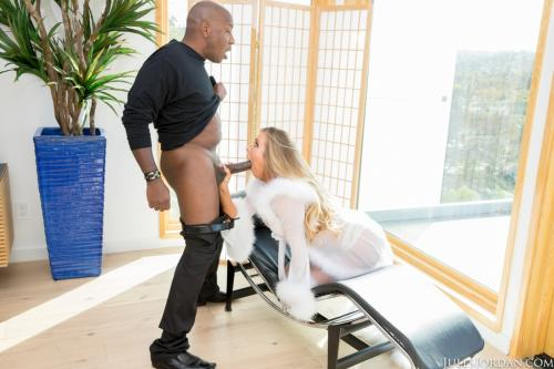 Samantha Saint and Mandingo freeporn big tits stockings big cocks tiny pussy