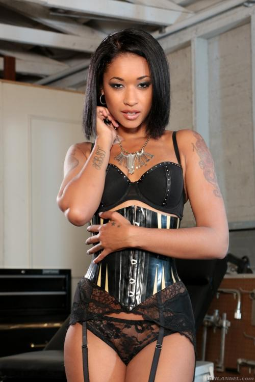 Skin Diamond and Marica Hase sexy black ass pics adult lingerie costumes