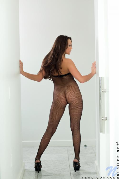 Teal Conrad naked tall girls pussy sexy brunette mature softcore